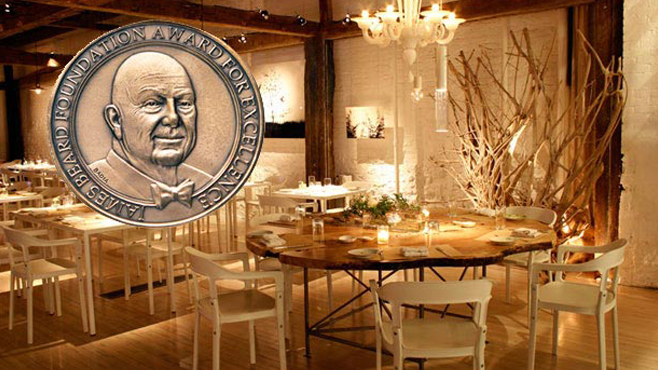 James Beard Foundation Cinco de Mayo Dinner