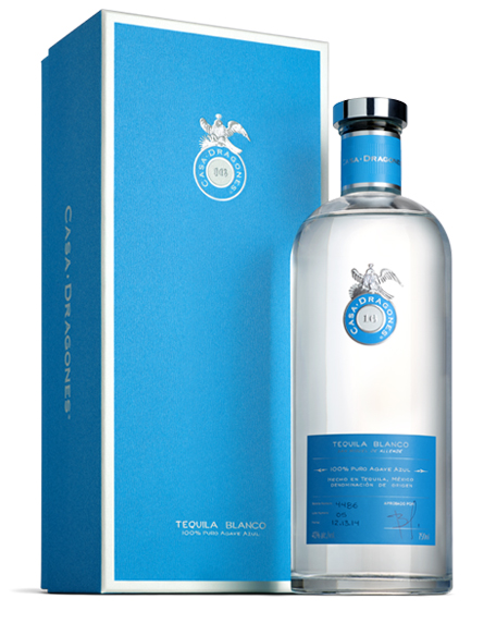 Tequila Casa Dragones Blanco: small batch, 100% Pure Blue Agave sipping tequilas, crafted in Mexico with meticulous attention to detail. Taste the difference!