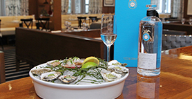 Dressed Oyster - Tequila Pairing