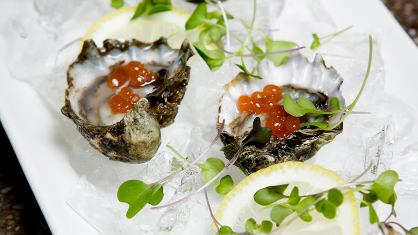 Kumomoto Oysters - Tequila Pairing