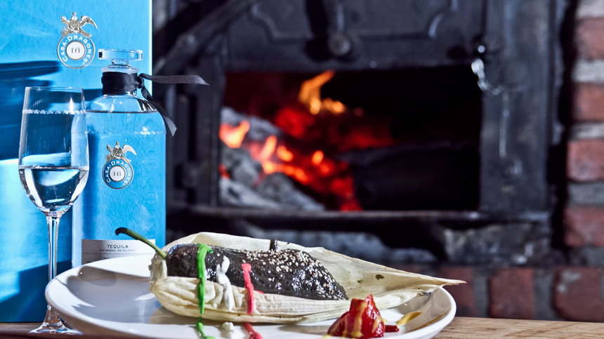 tequila food pairings: pacific sea bass