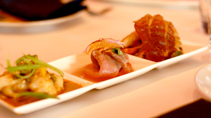 Tequila Food Pairings Ceviche - Tequila Casa Dragones