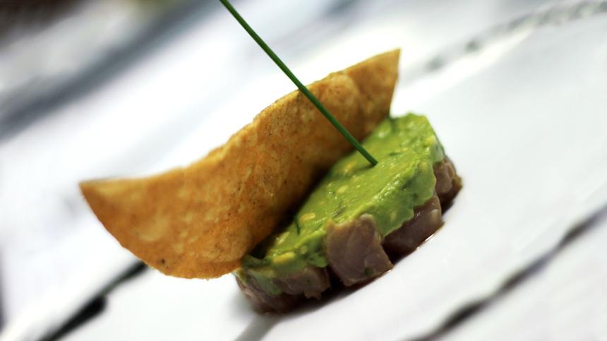 Tequila food pairings: Sierra Tartare