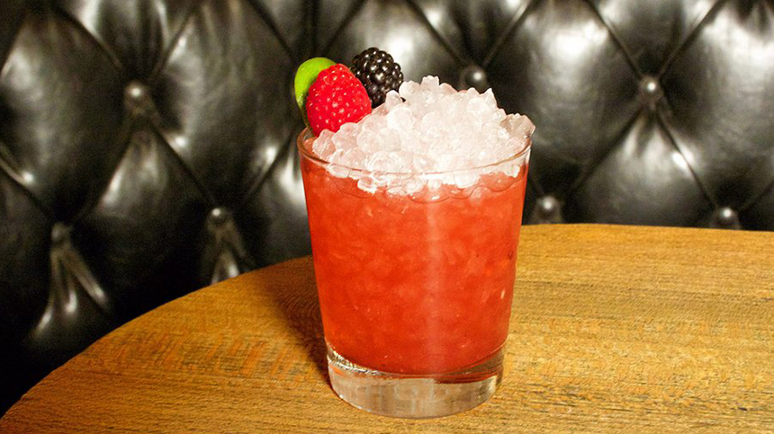 Game of Thrones Mother Of Dragons Tequila Cocktail