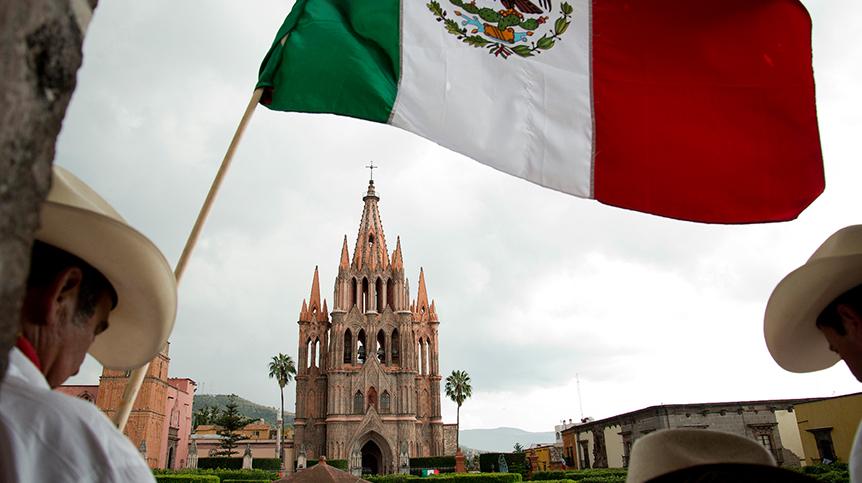 Historic Ride to San Miguel de Allende