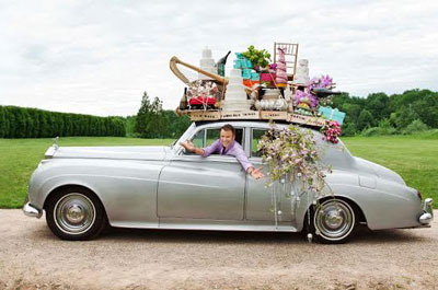 Colin Cowie Wedding Contest