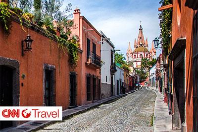 Tequila maker's tour of San Miguel de Allende