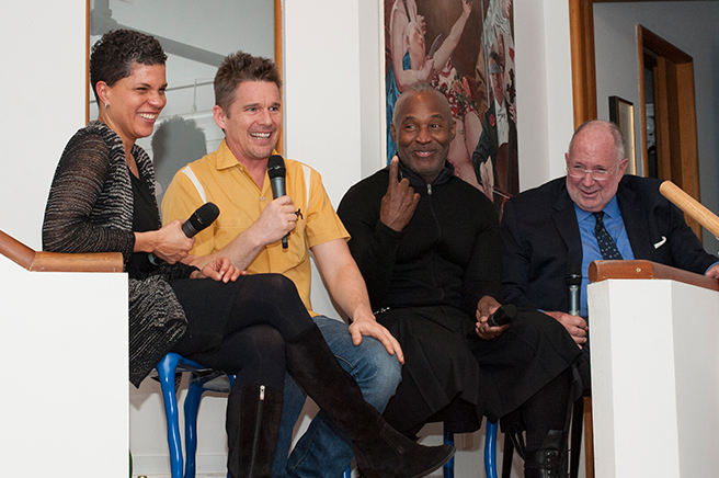 Art and Activism with Ethan Hawke, Nick Cave and Michelle Alexander