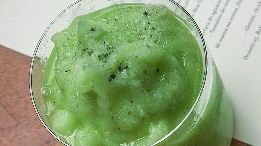 Casa Dragones_Cocktail_Frozen Nopal Margarita