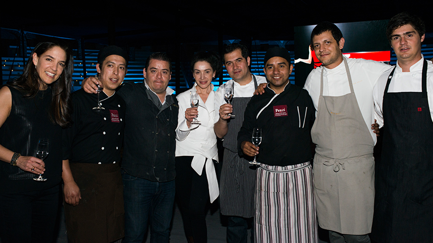 Unforgettable Weekend with Top Chef Mexico