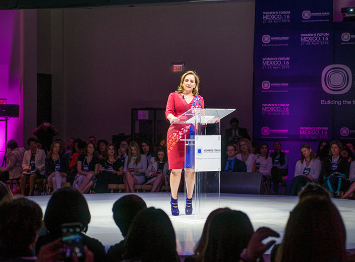 Women's Forum Mexico at Palacio de Hierro