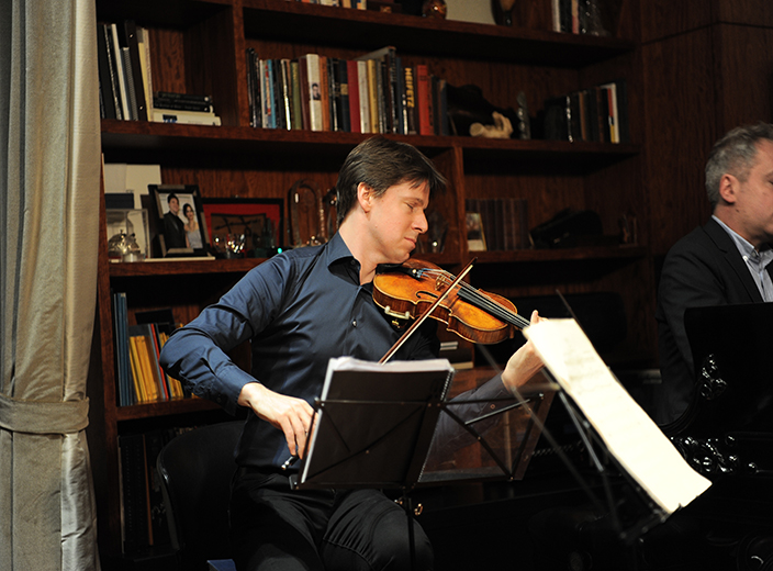 Joshua Bell Cinco de Mayo Education Through Music Benefit