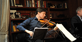 Joshua Bell Cinco de Mayo Education Through Music Benefit