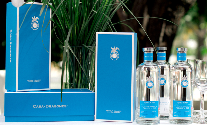 Win a Tequila Casa Dragones Blanco Bar
