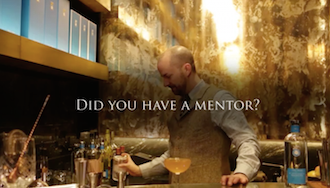 Did you have a mentor?