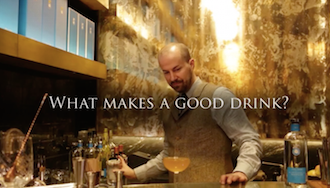 What makes a good drink?