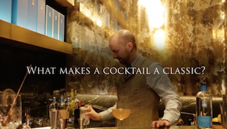What makes a cocktail a classic?