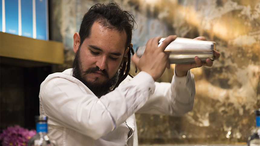 Omar Terriquez Offers a Sweet Take on Tequila Casa Dragones Blanco