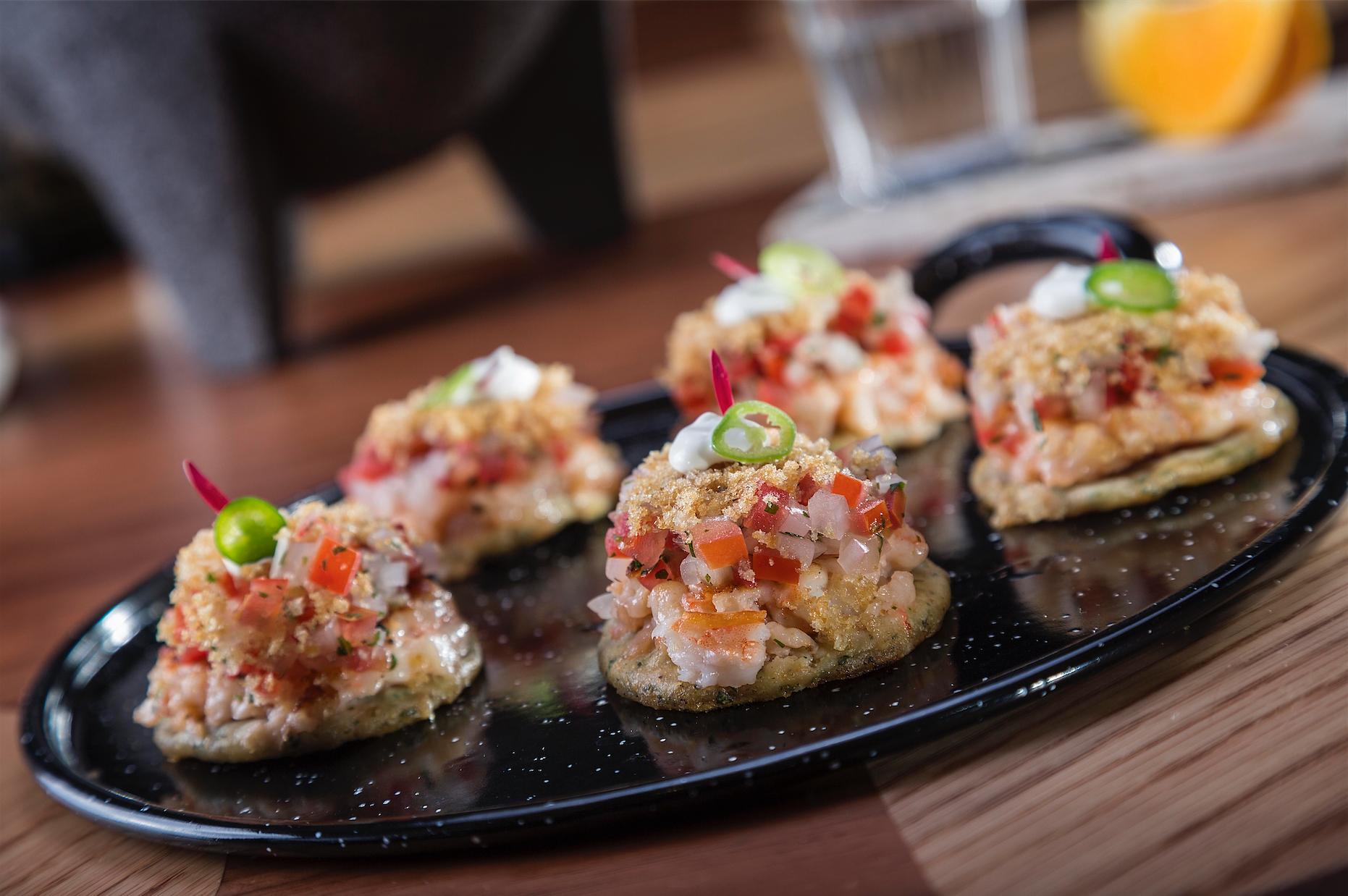 Casa Dragones Cinco de Mayo Food Pairing Crab Garnachas