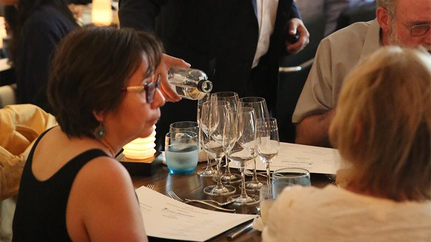 Joven-Tasting-Tequila-Casa-Dragones-Agave-Festival-Marfa