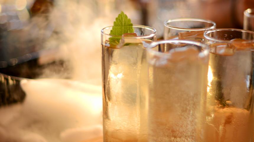 cocktail - rebjito