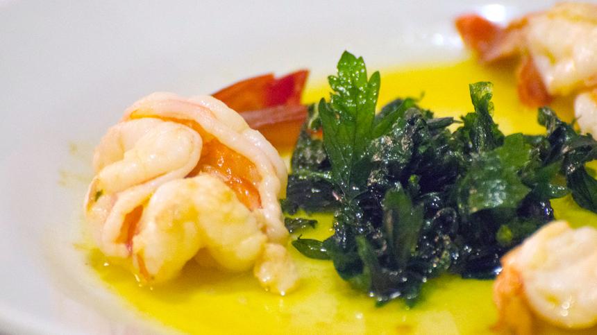 pairing_Sautéed Shrimp