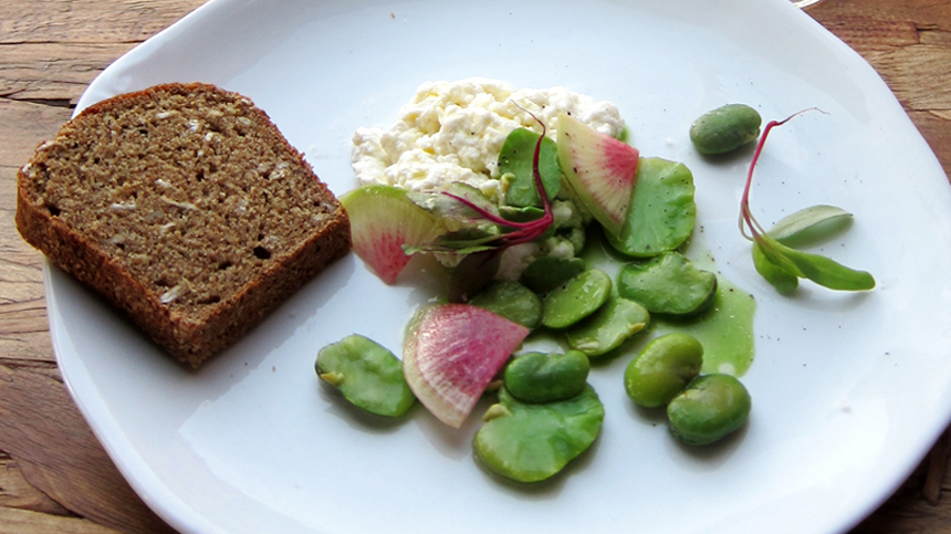 pairing_Ricotta and Beans