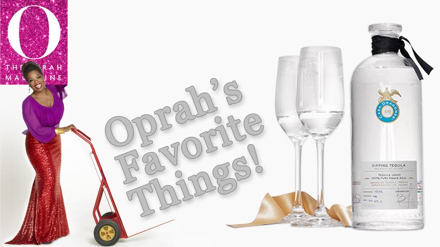 Las Cosas Favoritas de Oprah de 2012