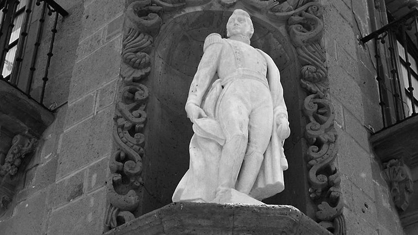 SanMiguelElGrande-Statue