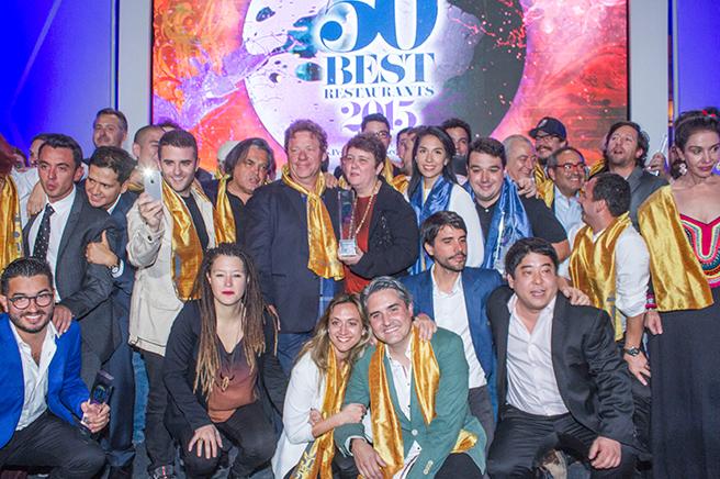 El Tequila Oficial de Los Mejores 50 Restaurantes de Latinoamérica 2015