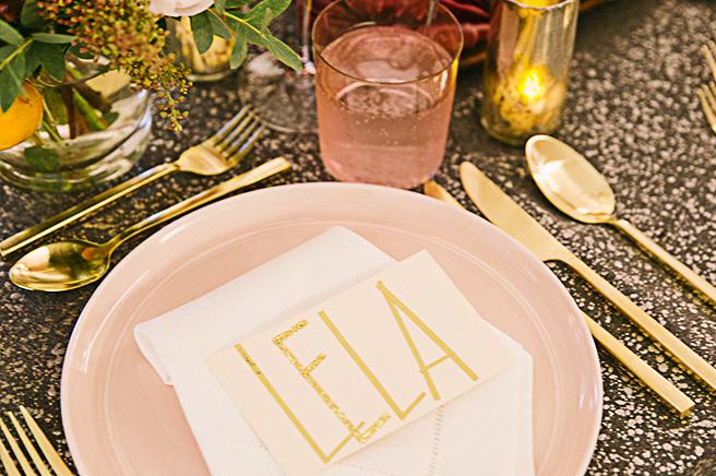 Lela Rose en Bergdorf Goodman