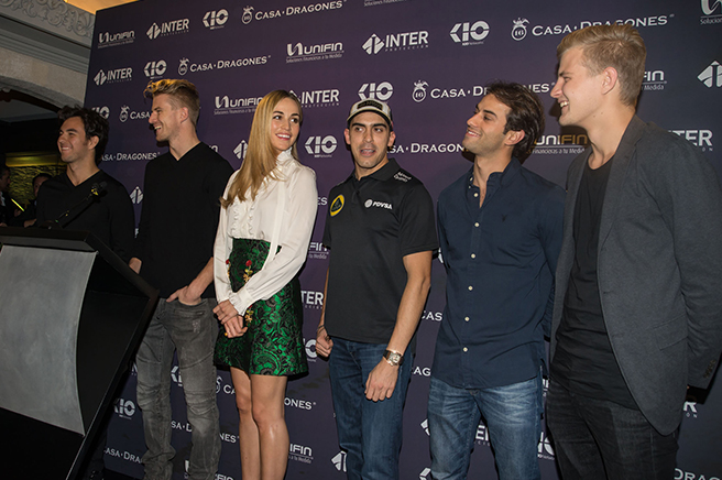 Gran Premio Fórmula Uno® en la Ciudad de México