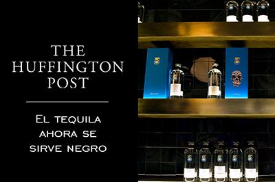 El tequila ahora se sirve negro