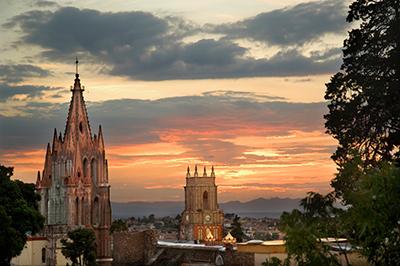San Miguel de Allende Nombrada la Mejor Ciudad del Mundo por Travel + Leisure
