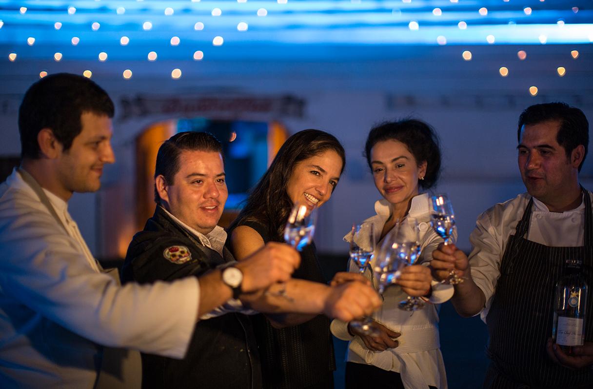 Un Fin de Semana Inolvidable con Top Chef México