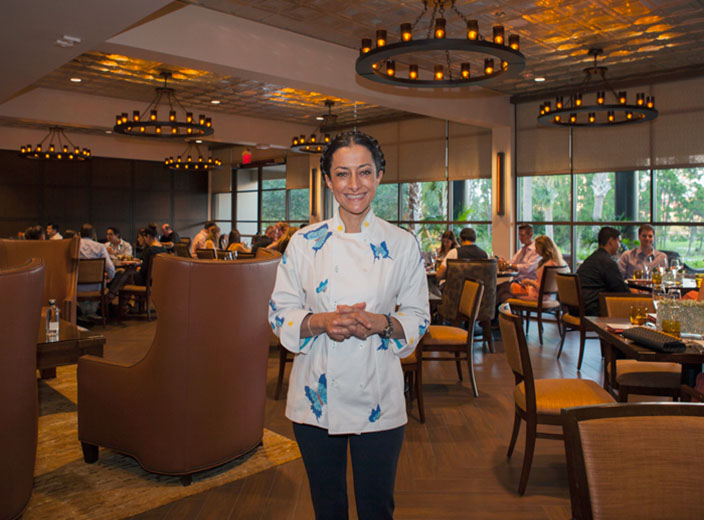 Chef Lula y Casa Dragones en el Four Seasons Orlando