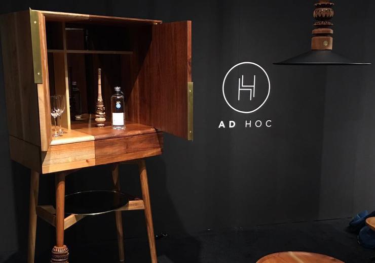 Muestra de AD HOC en Maison & Objet en Miami Beach