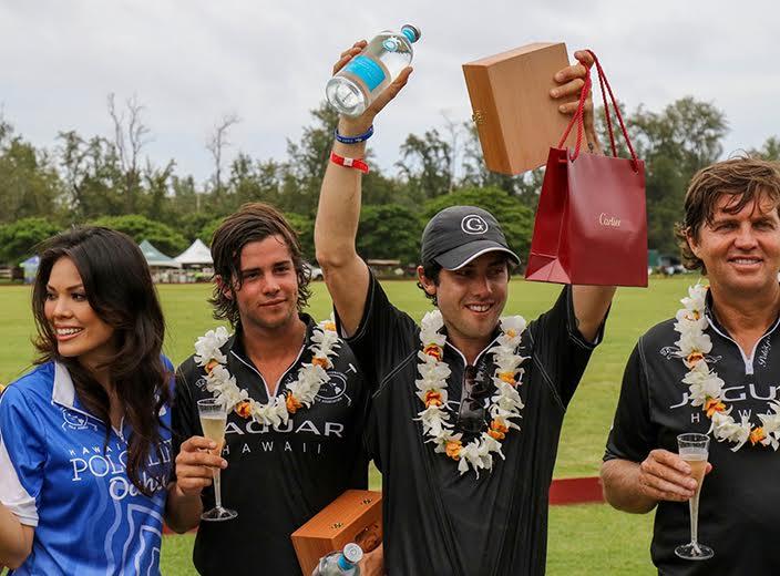 Hawái debuta en el panorama internacional del polo con Tequila Casa Dragones