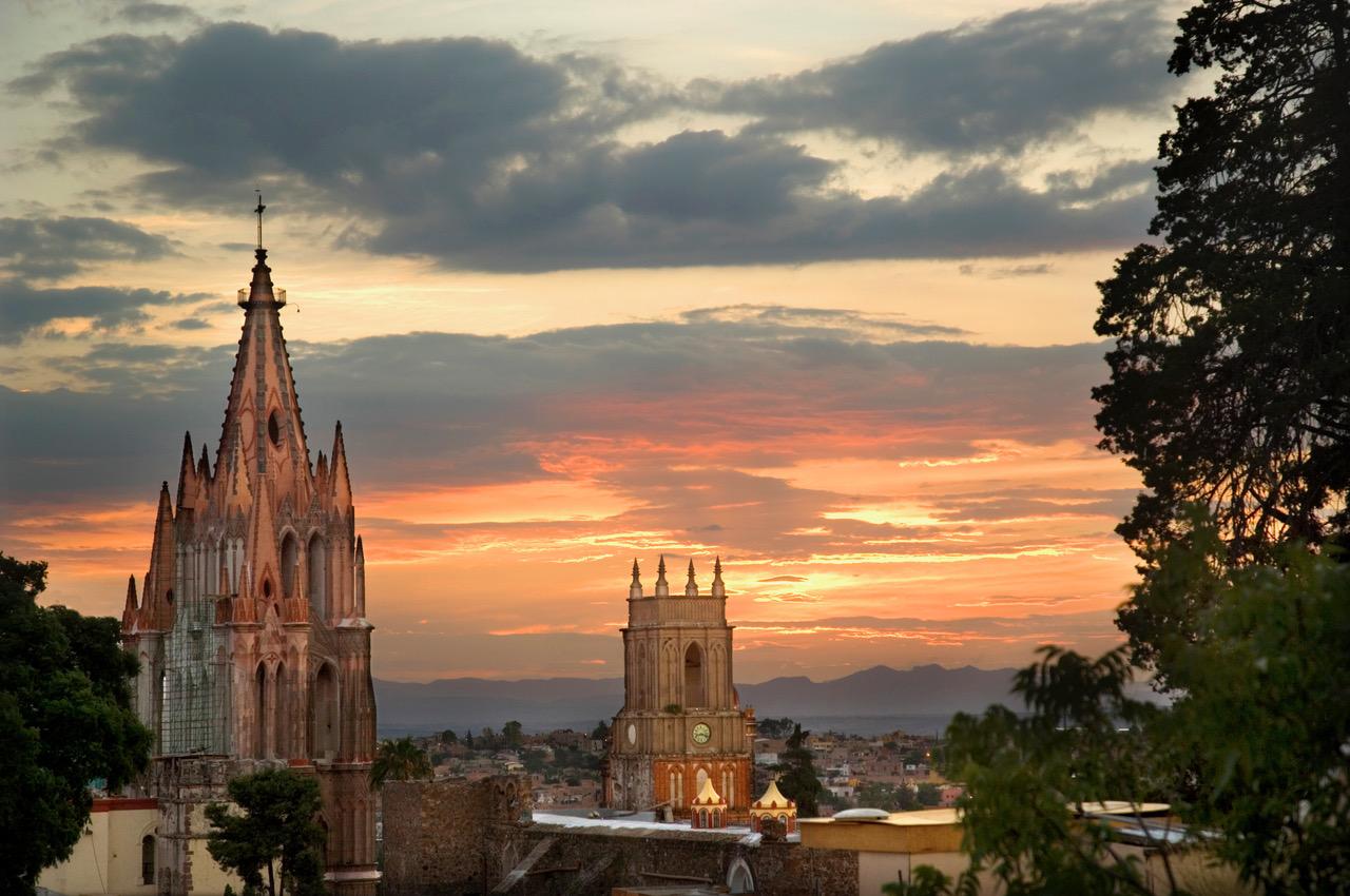 San Miguel de Allende es nombrada # 1 ciudad en el mundo por Travel + Leisure
